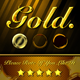 Special Gold Text Effects (Styles) - GraphicRiver Item for Sale
