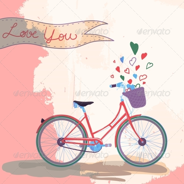 Bicycle Loves You - Miscellaneous Conceptual