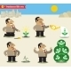 Boss Watering Tree from Idea to Profit - GraphicRiver Item for Sale