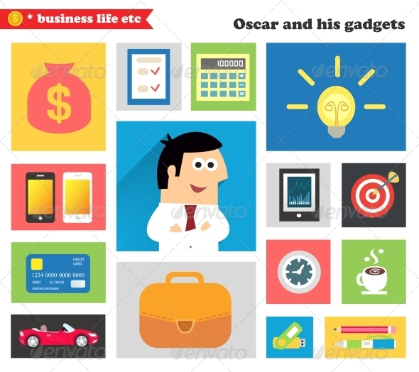 Business Gadgets and Stuff - Web Technology