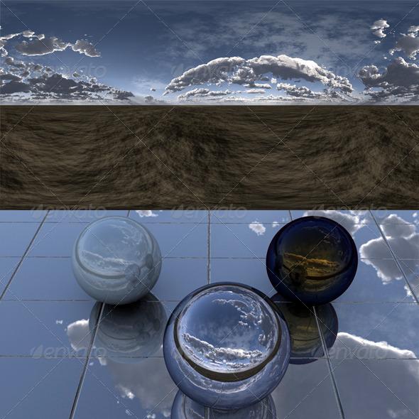 Desert 68 - 3DOcean Item for Sale