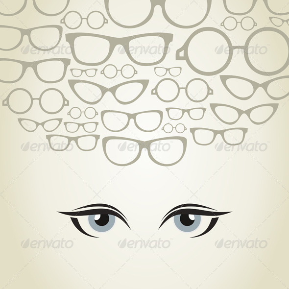 Glasses - People Characters