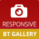 BT Gallery - Responsive template for Joomla Nulled