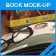 MyBook Square Mock-up - GraphicRiver Item for Sale