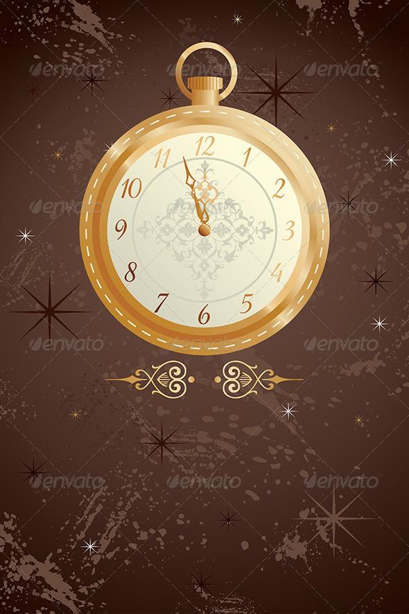 New Year Celebration - Backgrounds Decorative