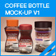 Coffee Powder Bottle Mock-up - GraphicRiver Item for Sale