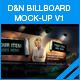 Day & Night Billboard Mock-ups - GraphicRiver Item for Sale