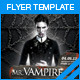 MR. Vampire Music Flyer - GraphicRiver Item for Sale