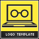 Nerd Blog Logo - GraphicRiver Item for Sale