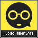Geek Chat Logo - GraphicRiver Item for Sale