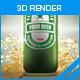 Alcohol Bottle - GraphicRiver Item for Sale