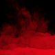 Red Smoke Falling Down - VideoHive Item for Sale