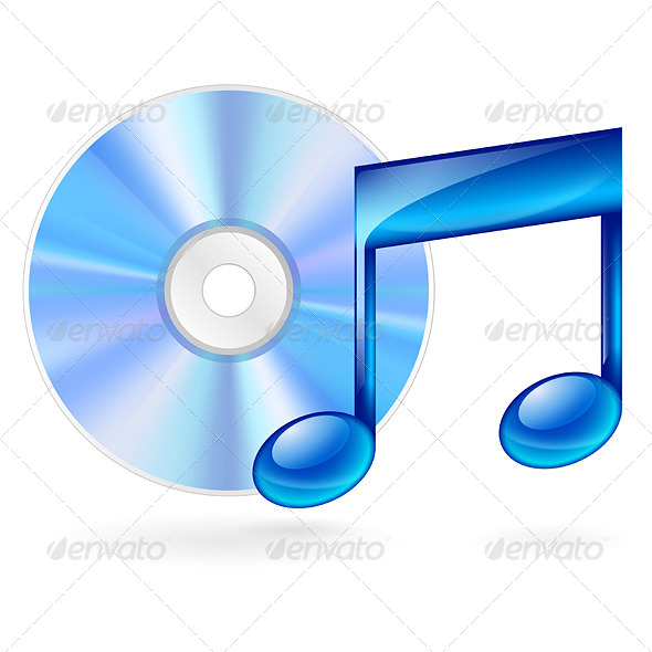 Music Icon. - Media Technology