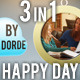 Download Happy Day - 3in1 from VideHive