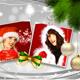 Christmas FB Timeline V9 - GraphicRiver Item for Sale
