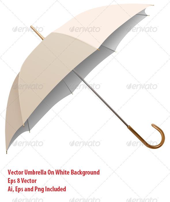 Umbrella - Objects Vectors