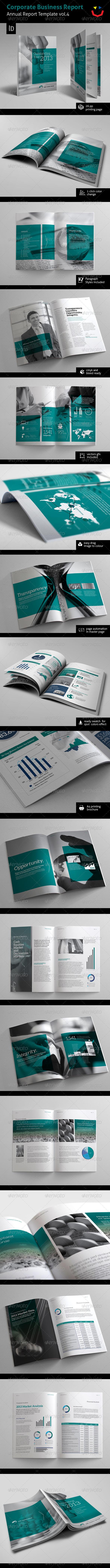 Corporate Annual Report Vol.4 - Corporate Brochures