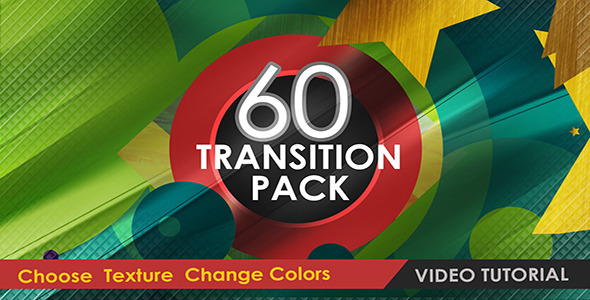Videohive Transitions 6383016