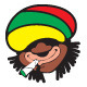 Rasta Man Logo - GraphicRiver Item for Sale