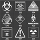 18 Photoshop Biohazard Brushes - GraphicRiver Item for Sale
