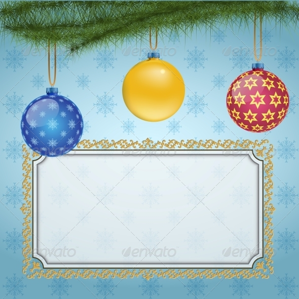 New Year's Blank - Christmas Seasons/Holidays