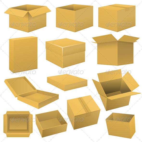 Box Set - Conceptual Vectors