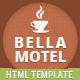 Bella Motel - Restaurant & Bakery Responsive HTML Nulled