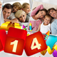 New Year FB Timeline  V2 - GraphicRiver Item for Sale