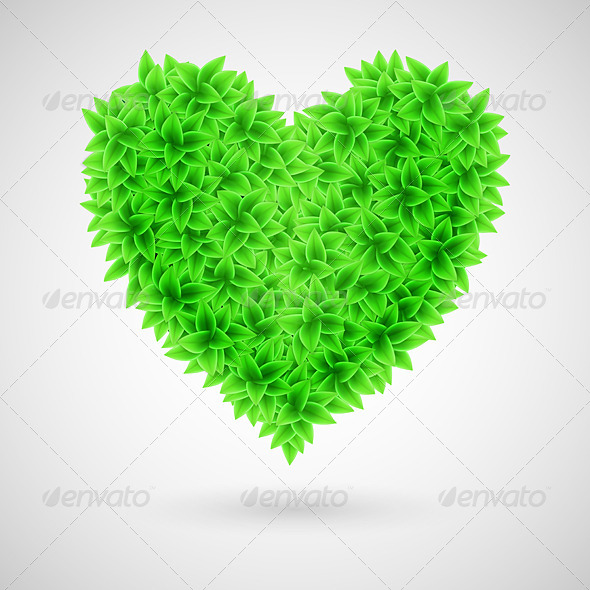 Green Heart. - Miscellaneous Characters