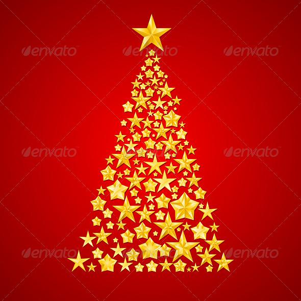 Christmas Tree - Miscellaneous Vectors