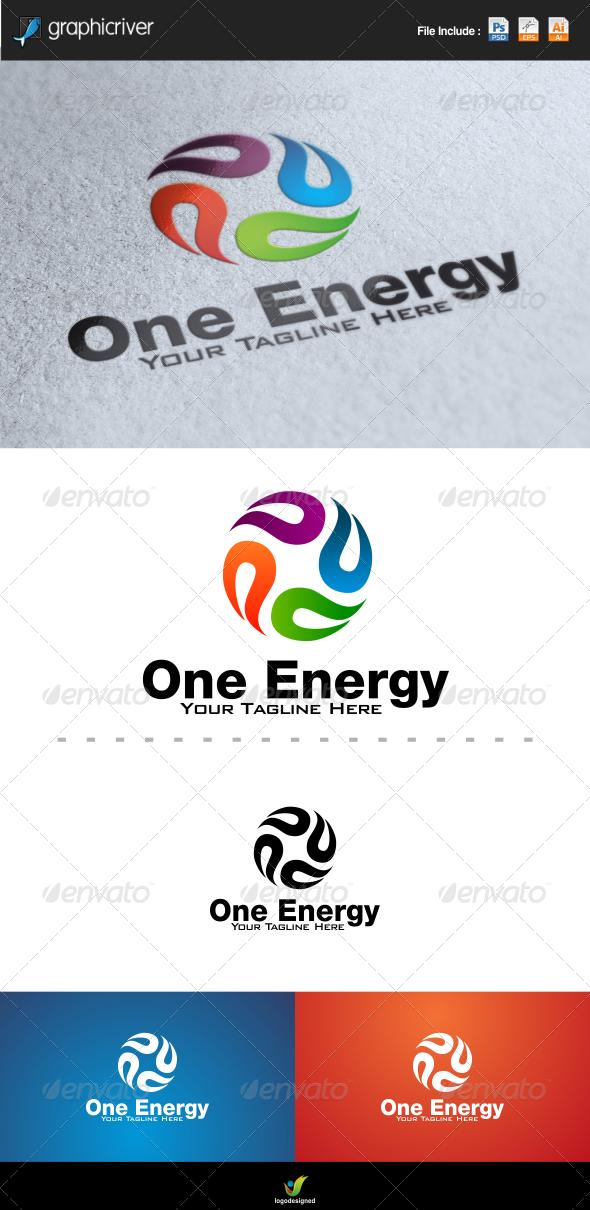 Energy Logo Template - Symbols Logo Templates