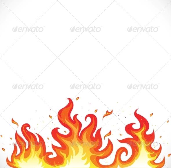 Hot Fire - Miscellaneous Conceptual