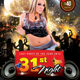 31st Night Party Flyer - GraphicRiver Item for Sale
