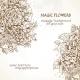 Vintage Background Magic flowers - GraphicRiver Item for Sale