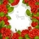 Frame from Red Roses - GraphicRiver Item for Sale