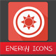 Power & Energy Icons - GraphicRiver Item for Sale