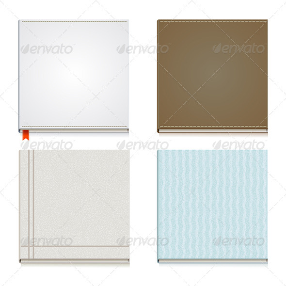 Paper Notebook Front Cover - Concepts Business