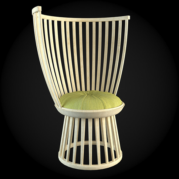Garden Furniture 035 - 3DOcean Item for Sale