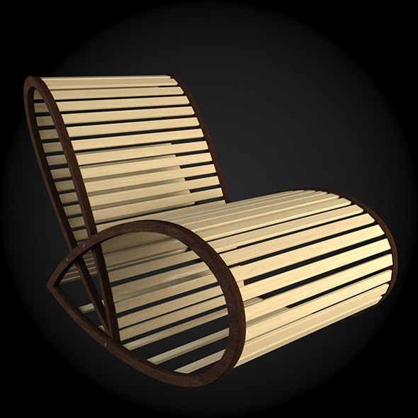 Garden Furniture 040 - 3DOcean Item for Sale