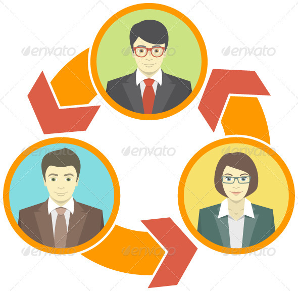 Business Collaboration Concept  - Concepts Business
