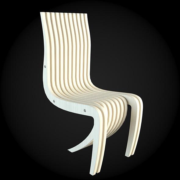 Garden Furniture 042 - 3DOcean Item for Sale