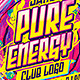 Pure Energy Flyer - GraphicRiver Item for Sale