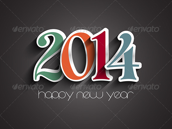Happy New Year Background - New Year Seasons/Holidays