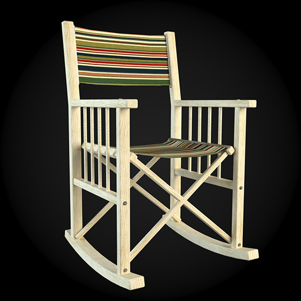 Garden Furniture 050 - 3DOcean Item for Sale