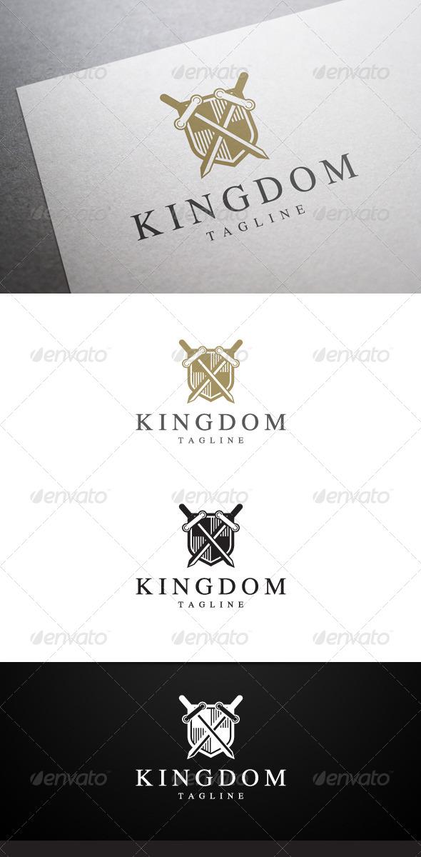 Kingdom Logo V2 - Crests Logo Templates