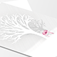 Winter Tree Theme - Business Card and Gift Card - GraphicRiver Item for Sale