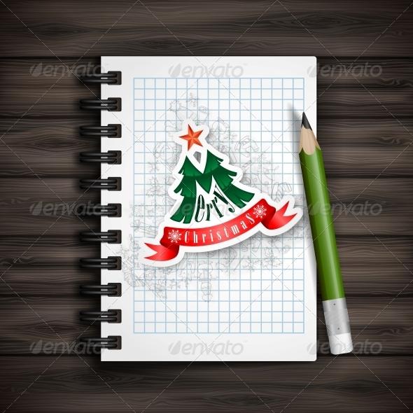 Christmas and New Year Symbols - Christmas Seasons/Holidays
