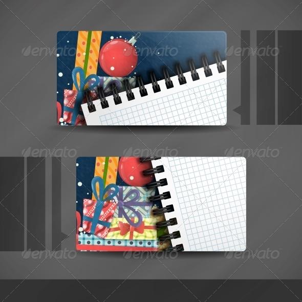 Card Design - Christmas Seasons/Holidays