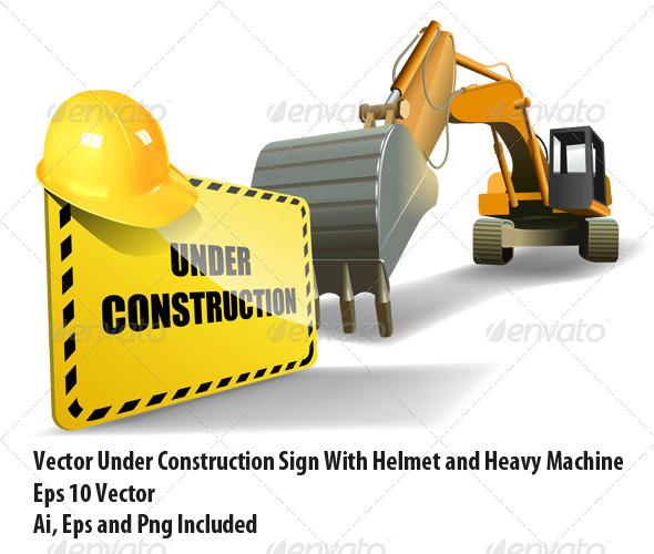 Under Construction - Industries Business