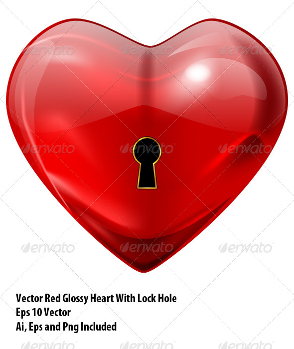 Unlock My Heart - Valentines Seasons/Holidays